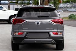 2020 SsangYong Korando Ultimate C300 MY21 Platinum Gray