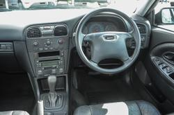 2001 Volvo S40 Phase 2 Silver