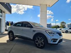 2021 Renault Arkana Intens JL1 White