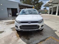 2013 Ford Territory TX SZ Winter White