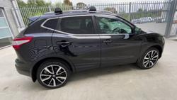 2015 Nissan QASHQAI Ti J11 Pearl Black
