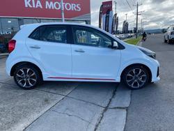 2021 Kia Picanto GT-Line JA MY21 Clear White