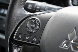 2018 Mitsubishi Outlander ES ZL MY18.5 Titanium