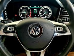 2019 Volkswagen Touareg 190TDI Premium CR MY20 Four Wheel Drive Pure White