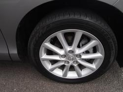 2017 Toyota Tarago GLX ACR50R Ice Titanium