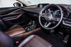 2021 Mazda CX-30 G20 Touring DM Series Jet Black