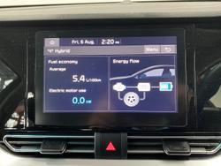 2021 Kia Niro Hybrid S DE MY21 Deep Cerulean Blue