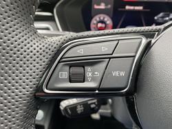 2020 Audi A5 45 TFSI S line F5 MY20 Four Wheel Drive Glacier White