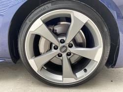 2020 Audi A4 45 TFSI S line B9 MY20 Four Wheel Drive Navarra Blue