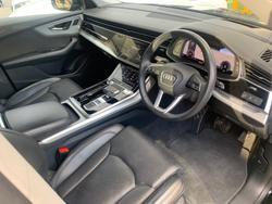 2019 Audi Q8 55 TFSI F1 MY20 Four Wheel Drive Night Black