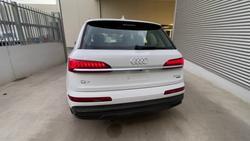 2020 Audi Q7 50 TDI 4M MY20 Four Wheel Drive Glacier White