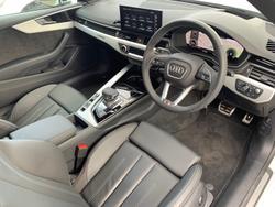 2021 Audi A5 45 TFSI S line F5 MY21 Four Wheel Drive White