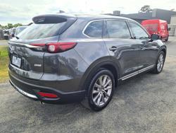 2016 Mazda CX-9 Azami TC Machine Grey