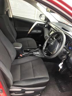 2015 Toyota RAV4 GX ZSA42R Deep Red