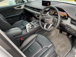 2019 Audi Q7 50 TDI 4M MY19 Four Wheel Drive Glacier White