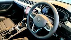 2021 Volkswagen Passat 162TSI Elegance B8 MY21 Deep Black