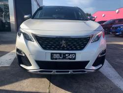 2019 Peugeot 3008 GT P84 MY19 Pearl White