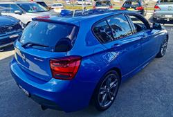 2013 BMW 1 Series M135i F20 Estoril Blue