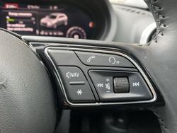 2020 Audi A3 35 TFSI S line plus 8V MY20 Glacier White