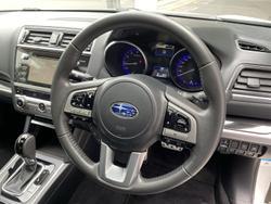 2017 Subaru Liberty 2.5i Premium 6GEN MY17 AWD Crystal White