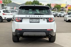 2016 Land Rover Discovery Sport TD4 180 HSE L550 MY17 4X4 Constant Fuji White