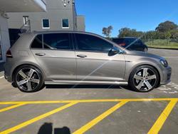2016 Volkswagen Golf R 7 MY16 Four Wheel Drive Limestone Grey