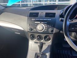 2009 Mazda 3 Maxx BL Series 1 Celestial Blue
