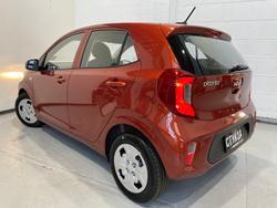 2021 Kia Picanto S JA MY22 Pop Orange