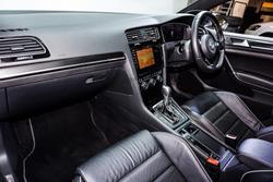 2019 Volkswagen Golf R 7.5 MY19.5 Four Wheel Drive Pure White