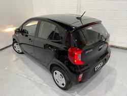 2021 Kia Picanto S JA MY22 Aurora Black