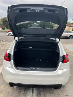 2019 Peugeot 308 GT Line T9 MY20 Pearl White