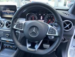 2018 Mercedes-Benz CLA-Class CLA200 C117 Polar White