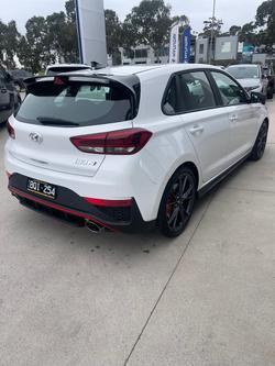 2021 Hyundai i30 N PDe.V4 MY22 Polar White