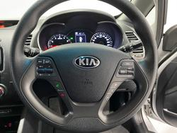 2016 Kia Cerato S YD MY17 Silky Silver