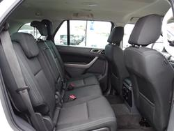 2016 Ford Everest Trend UA Cool White
