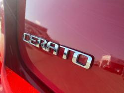 2020 Kia Cerato S BD MY21 Runway Red