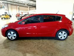 2016 Kia Cerato S YD MY16 Racing Red