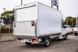 2020 Volkswagen Crafter 35 TDI340 SY1 MY21 Candy White