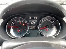 2013 Nissan Dualis ST J10 Series 3 MY12 Flame Red