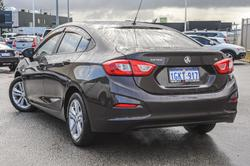 2017 Holden Astra LS BL MY17 Coconut