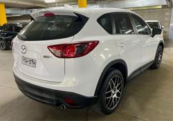 2013 Mazda CX-5 Akera KE Series MY13 AWD Crystal White Pearl