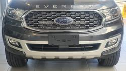 2021 Ford Everest Titanium UA II MY21.75 4X4 Dual Range Meteor Grey