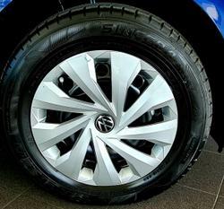 2021 Volkswagen Polo 70TSI Trendline AW MY21 Reef Blue