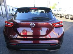 2021 Nissan JUKE ST+ F16 Burgundy