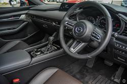 2021 Mazda 3 G25 Astina BP Series Blue