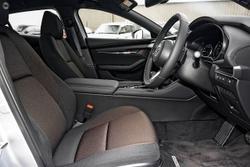 2021 Mazda 3 G20 Evolve BP Series Sonic Silver