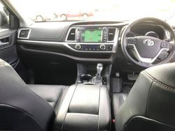 2018 Toyota Kluger Grande GSU50R Crystal Pearl