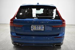 2018 Volvo XC60 T6 R-Design MY19 AWD Bursting Blue