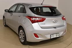 2012 Hyundai i30 Active GD Silver