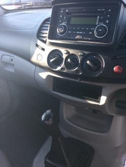 2013 Mitsubishi Triton GLX MN MY13 White